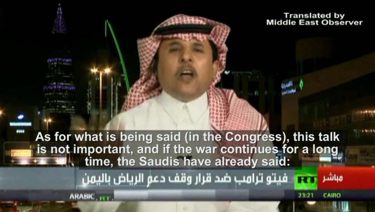 saudi general yemen
