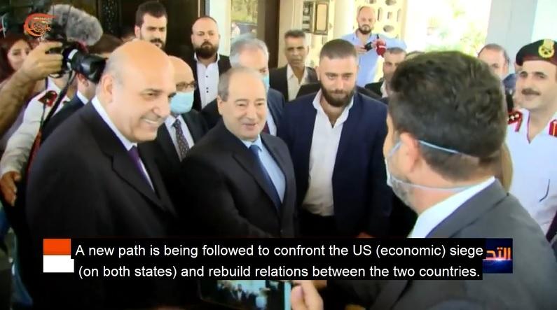 leb syria visit